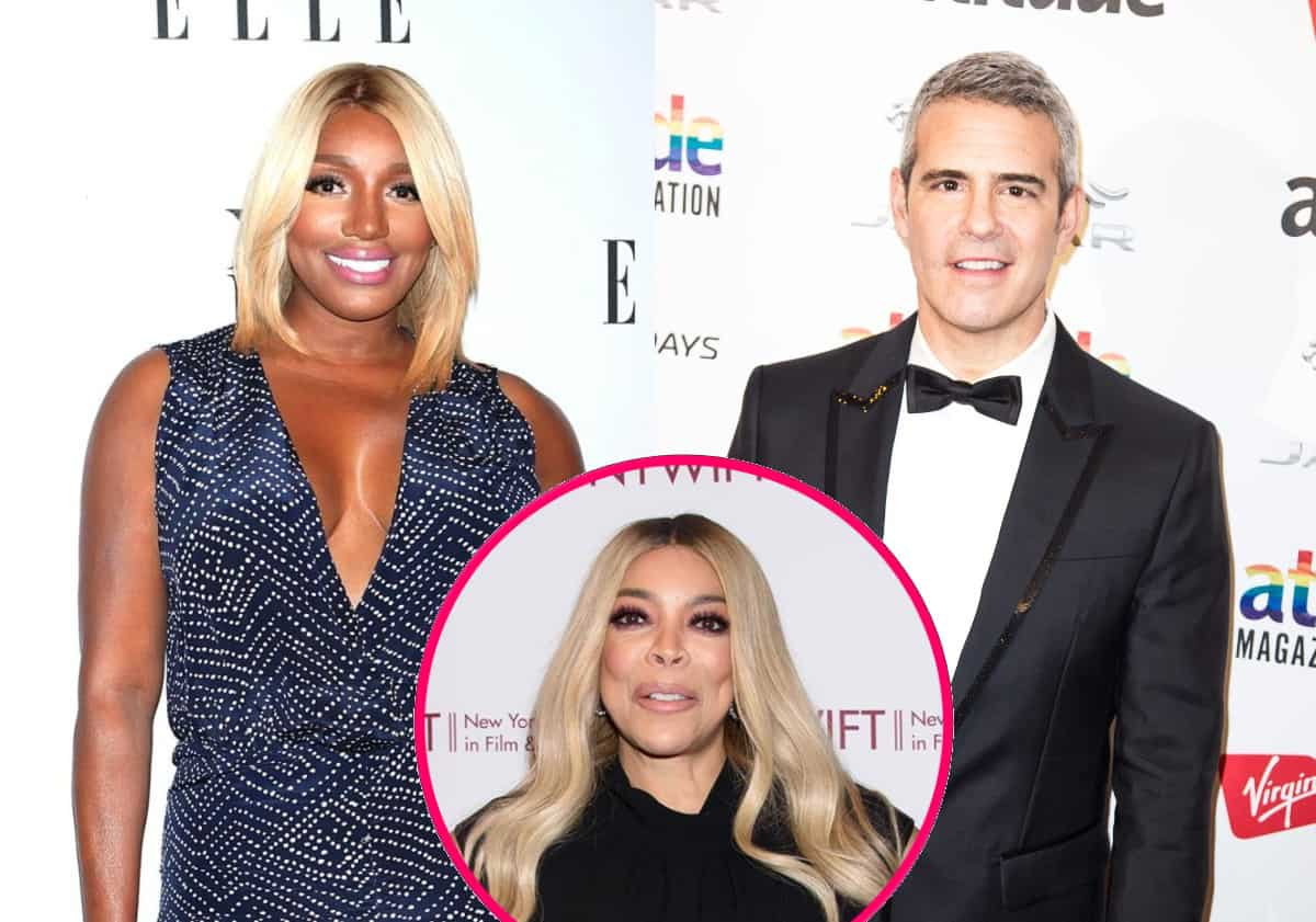 "Nene Leakes Bashes Andy Cohen and Threatens to Sue Bravo For ""Discrimination"" as She Suggests She Was Forced Out of RHOA, Also Disses Andy and Wendy Williams For Alleged ""Poor Ratings"""