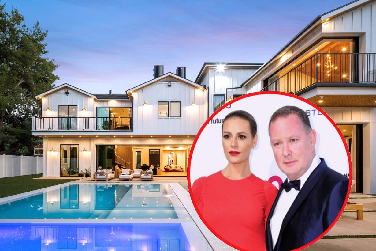 PHOTOS: See the Official Listing Pics of PK and Dorit Kemsley's $9.5 Million Mansion! RHOBH Stars' Luxurious Home Features Basketball Court, Pool and Chic Decor