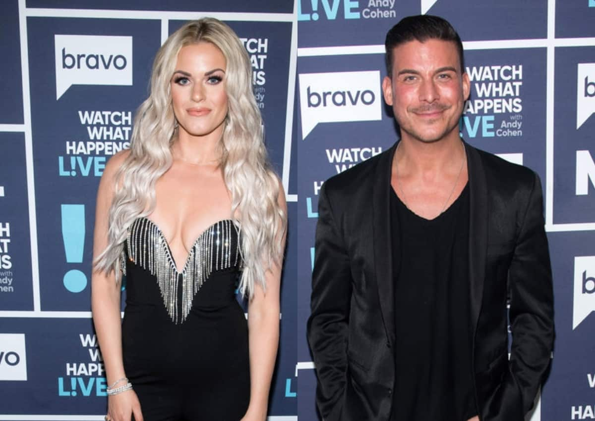 "Vanderpump Rules' Dayna Kathan Reveals She's Blocked by Jax Taylor and Claims He's Been ""Nothing But an A--hole,"" Plus Accuses Him of Ruining the Show, Reveals She Was Fired for Drunken Appearance, and Admits it Didn't Feel Like Two Separate Series During Filming"