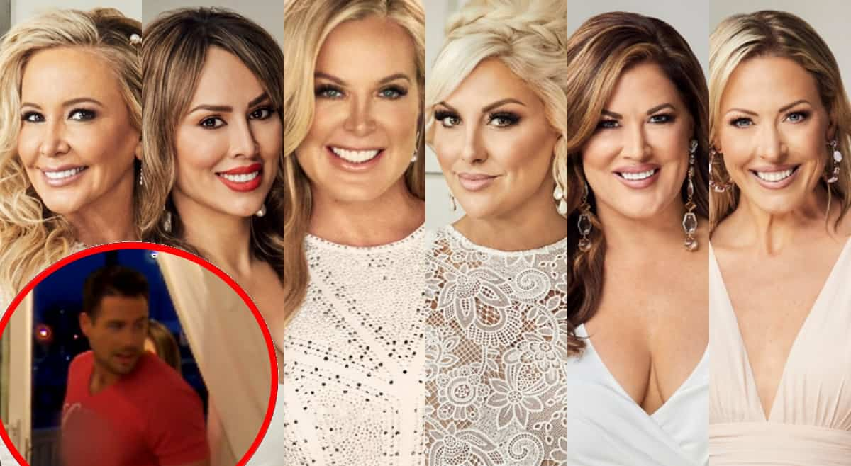 VIDEO: Watch Dramatic RHOC Season 15 Trailer! Gina's Ex Matt Makes His Debut as Cast Combats Blackmail, Sexless Relationships and COVID-19 Shutdown, Plus Meet New Cast Member Elizabeth Vargas