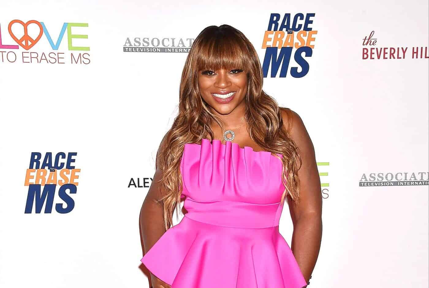 "Bershan Shaw Confirms Addition to RHONY Cast and Says Her Journey Has Been ""Exciting and Invigorating"" as Eboni K. Williams and Jill Zarin React to Season 13 Casting News"