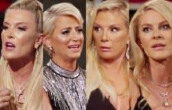 RHONY Reunion Recap: Tinsley Rejects Dorinda's Apology as Dorinda Reveals She's Dating Someone New, Plus Ramona and Leah Clash