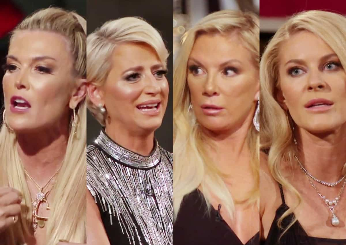 RHONY Reunion Recap: Tinsley Gets The Last Word With Dorinda and Ramona and Leah Clash over her Behavior this Season!