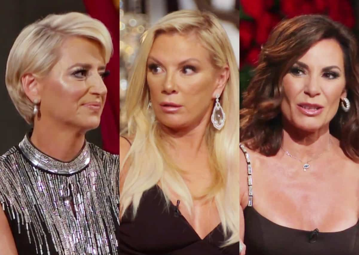 RHONY Reunion Recap: Dorinda Continues To Deflect and Ramona's Loyalty is Questioned, Plus Luann Wants to Know Why Dorinda Resents Her