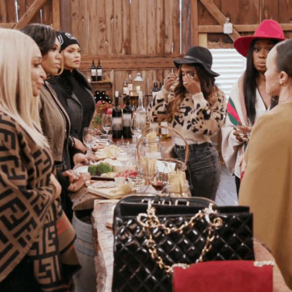 RHOP Recap: Ashley Confronts Michael and Candiace and Monique Fight!
