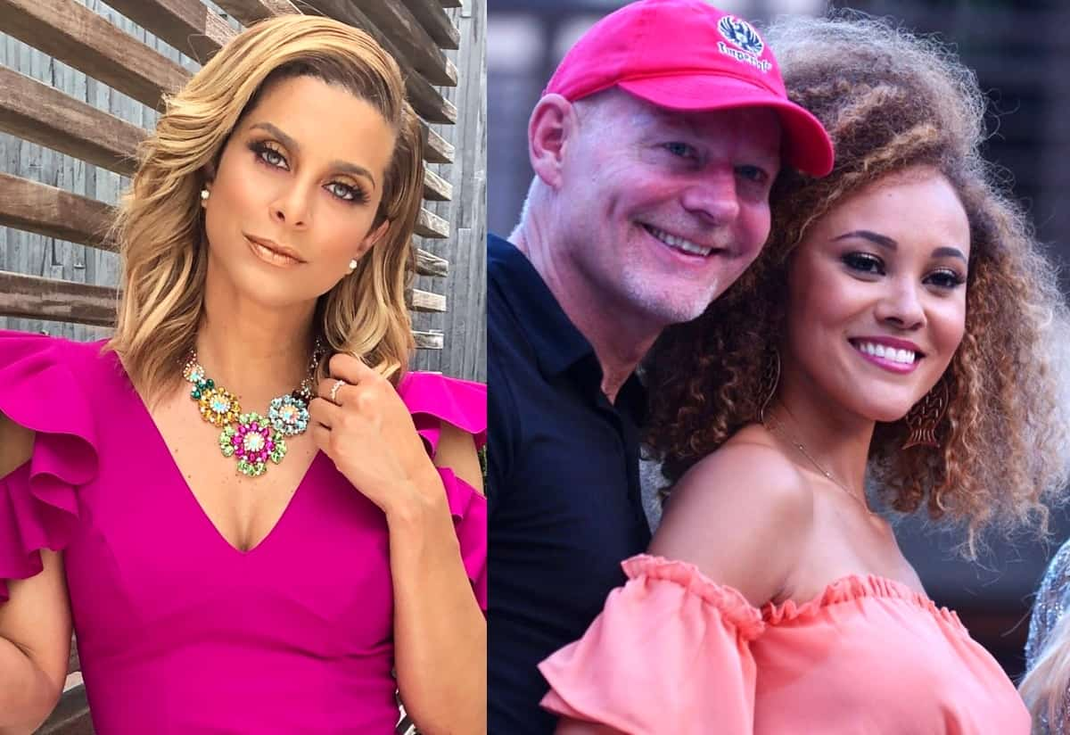 RHOP's Robyn Dixon Shares Her Thoughts on Michael Darby Cheating Rumors and Ashley Darby's Pregnancy News, Plus Live Viewing Thread!