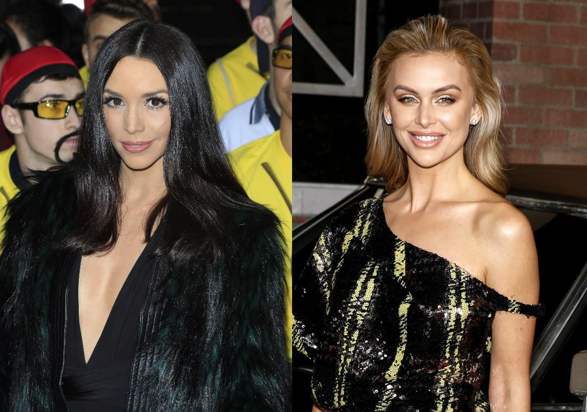 Scheana Shay Talks Being Left Out of Lala Kent's Gender Reveal and Their Latest Falling Out, Accuses Lala of Failing to Be There for Her After Miscarriage, Plus the Pump Rules Star Addresses Engagement Rumors