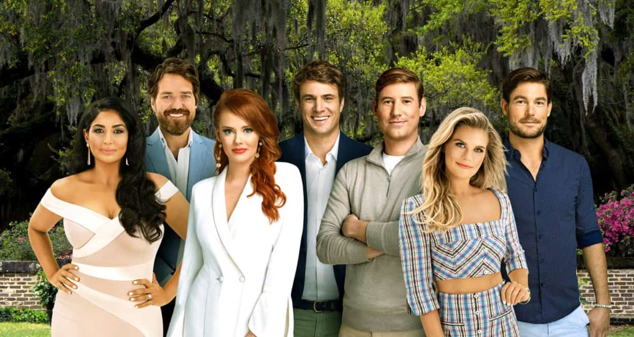 VIDEO: Watch the Southern Charm Season 7 Trailer! Kathryn and Danni's Friendship Implodes, Plus Kathryn is Confronted Over Monkey Emoji Controversy, and Meet New Cast Members Leva Bonaparte and John Pringle