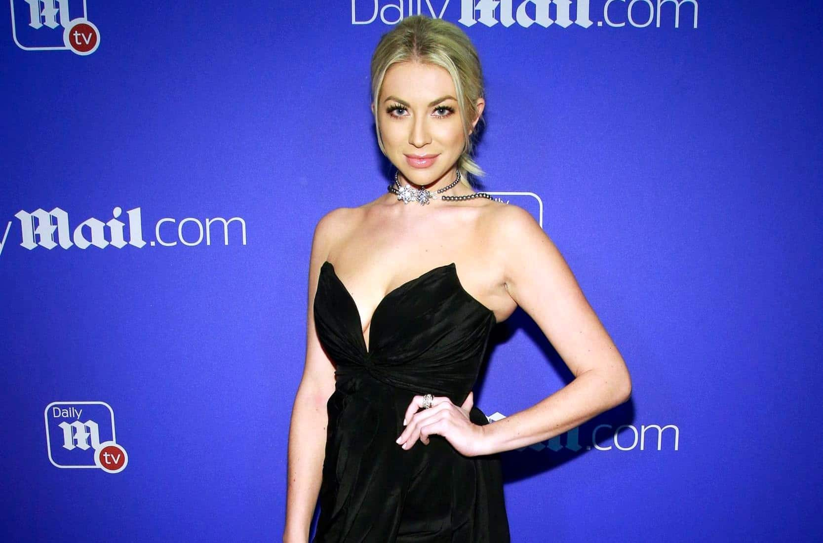 "Vanderpump Rules' Stassi Schroeder Cries Over ""Hard"" Pregnancy, Talks ""Pressure"" From Fans and Feeling ""Insane"""