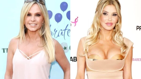 "Ex RHOC Star Tamra Judge Slams Brandi Glanville's ""Ignorant Attacks"" and Claims She ""Continues to Spread Lies,"" Accuses Brandi of Being Desperate for a Diamond"