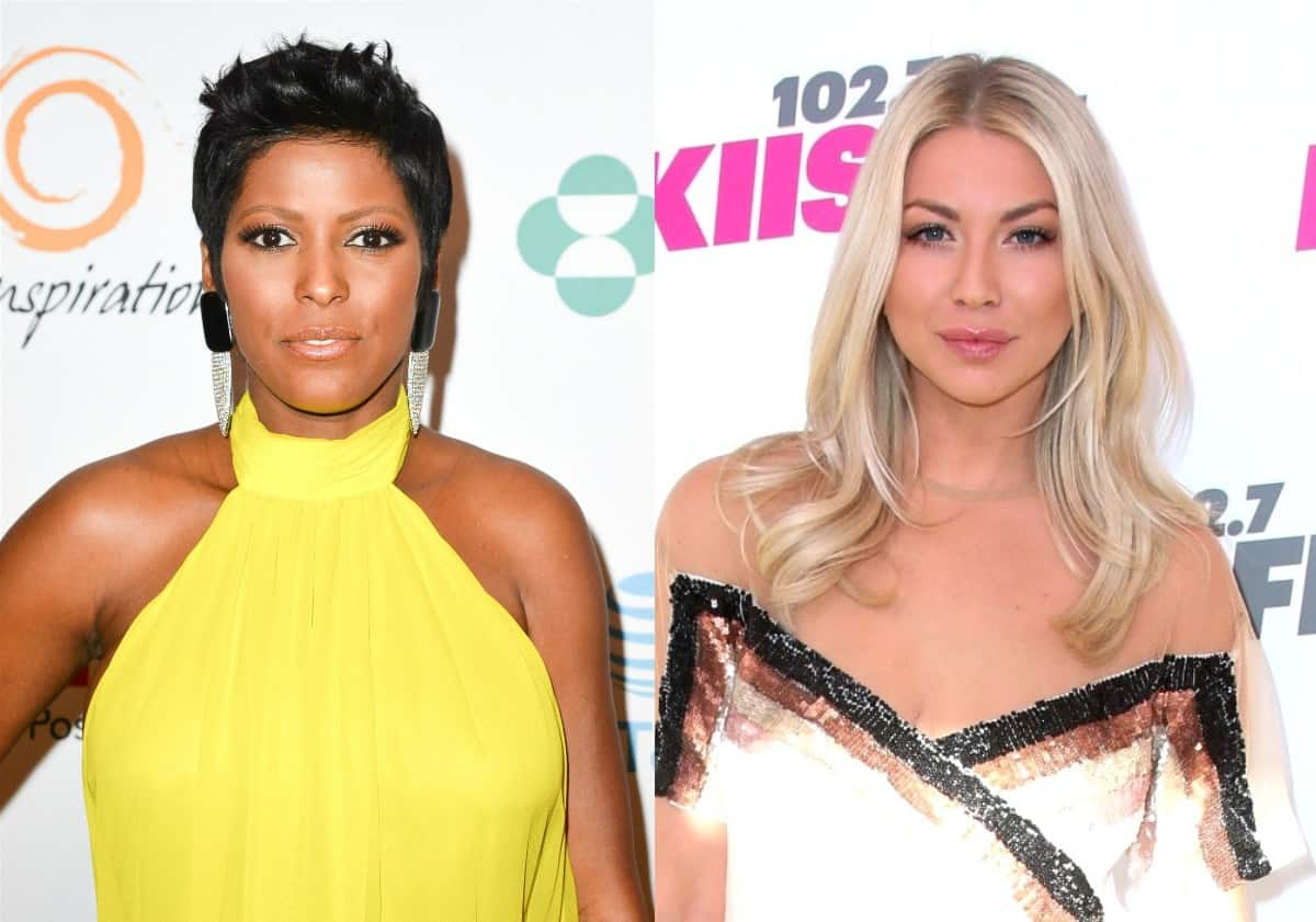 Tamron Hall Shares the One Topic Stassi Schroeder Wanted Off Limits as Talk Show Host Denies 'Going Rogue' in Interview With Ex Vanderpump Rules Star