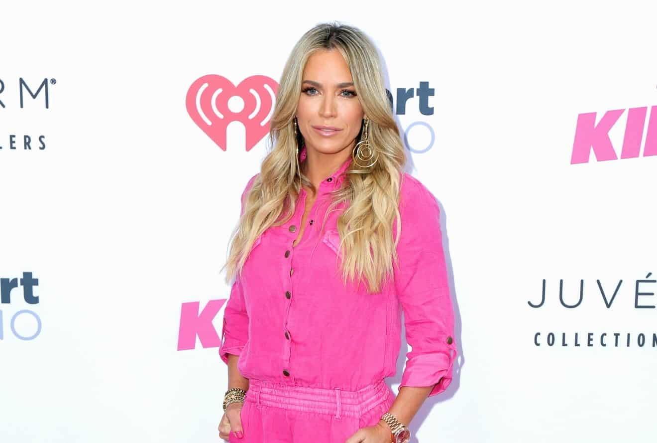 "Teddi Mellencamp Talks Possible Return in a ""Friend"" Role to RHOBH, Reveals She Learned of Firing in the Media and Shares Kyle's Reaction to Her Exit, Plus Has She Heard From Andy Cohen?"