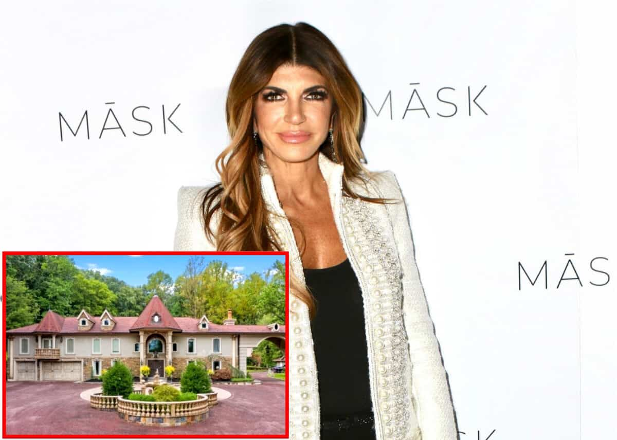 PHOTOS: See Inside Teresa Giudice's NJ Mansion Newly Listed For $2.5 Million Following Divorce Finalization From Joe Giudice, Check Out Photos of the RHONJ Star's Redecorated Home