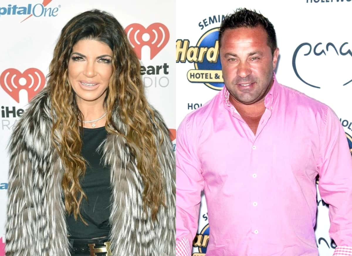 "RHONJ Star Teresa Giudice Shares Details of Divorce Settlement With Joe Giudice and Calls Him a ""Class Act"" For Allowing Her to Keep Proceeds From Sale of $2.25 Million Mansion"