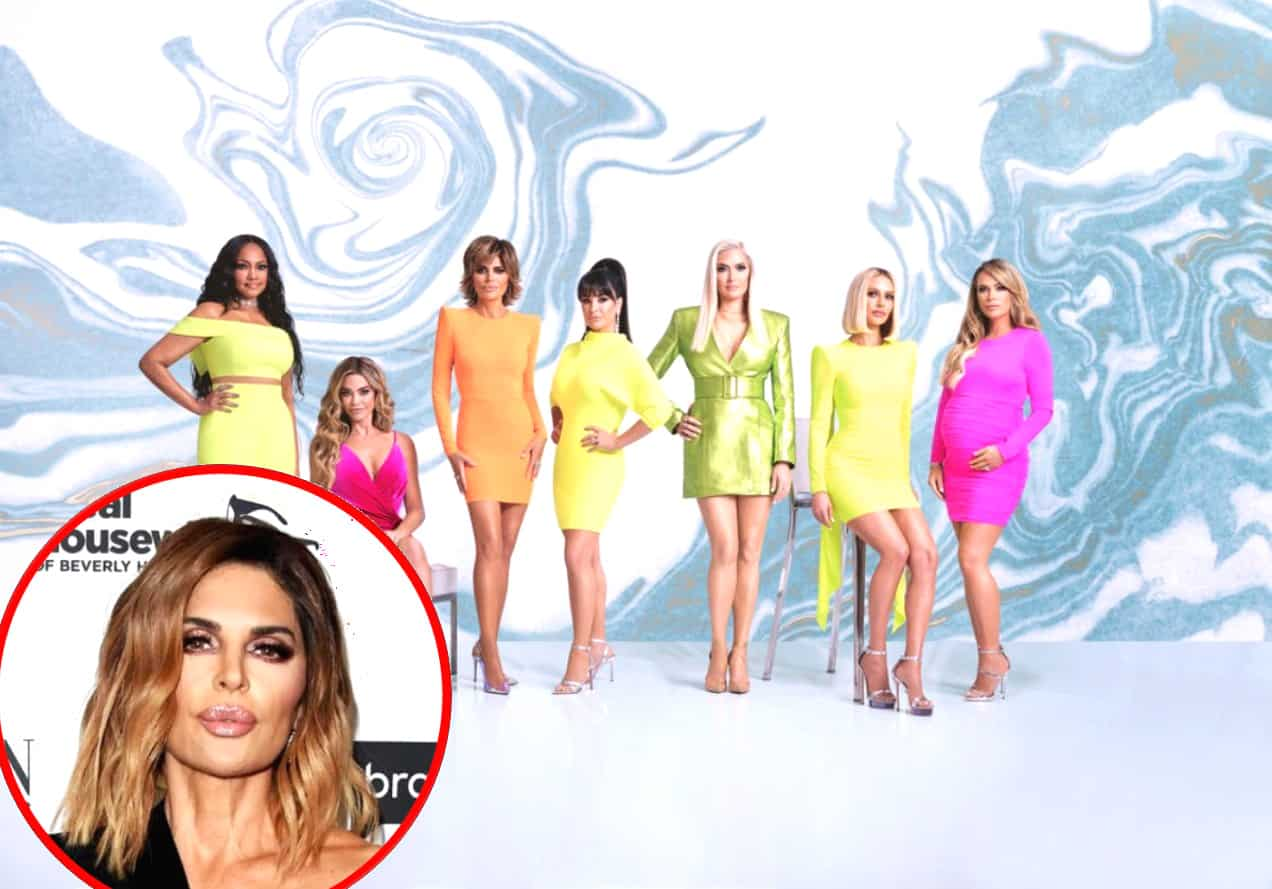 Find Out Which 'RHOBH' Cast Members Are Returning for Season 11 as Lisa Rinna Will Reportedly Return, Plus Latest on Kathy Hilton Rumors