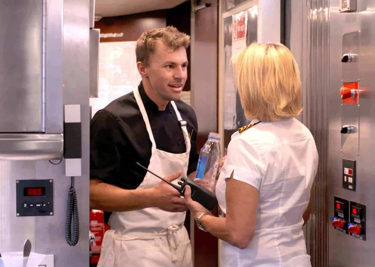 Below Deck Mediterranean Recap: Tom Talks Back to Captain Sandy Plus He Threatens to Walk Before The Final Charter; Jess's Jealousy Reaches a New Level