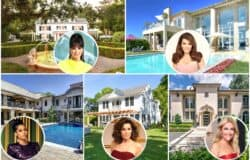 PHOTOS: Check Out the Top 10 Most Expensive Homes of the Real Housewives and Find Out Who Has the Priciest Mansion!