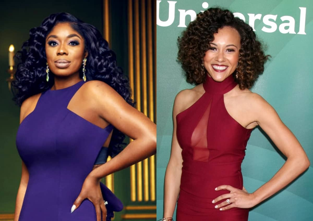 Wendy Osefo Admits She Hasn't Spoken to Ashley Darby Since Filming and Denied Karen Huger's Attempt at an Off-Camera Friendship, Plus She Gives an Update on Where She and T'Challa Stand Today