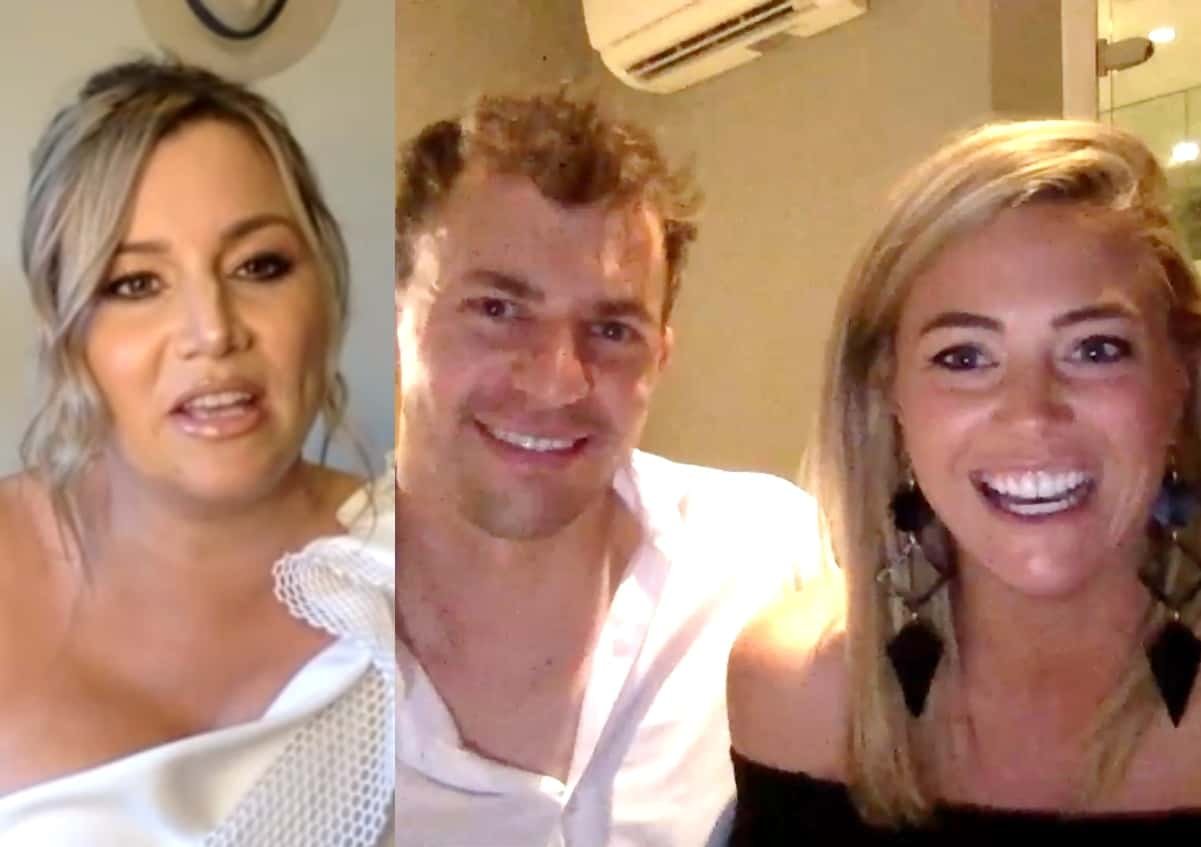 Below Deck Med Reunion Recap: Hannah Denies Having a THC Pen; Tom Apologizes for His Behavior and Offers An Update on His Relationship With Malia; Plus did Rob Slide Into Aesha's DMs?