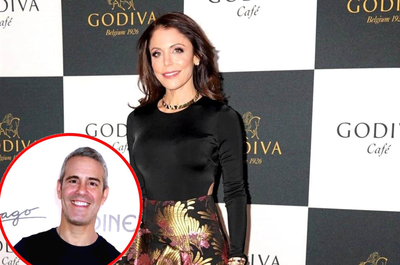 Bethenny Frankel Shades Andy Cohen for Rewarding Bad Behavior and Disses Real Housewives Content, Plus Ex RHONY Star Talks Podcast and Success of BStrong