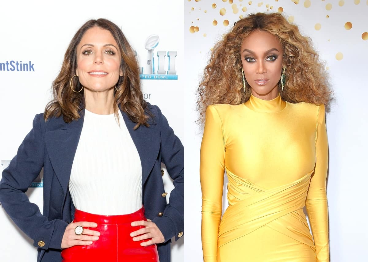Ex-RHONY Star Bethenny Frankel Claps Back at Tyra Banks Over Alleged Real Housewives Ban on DWTS in Deleted Twitter Post, Reveals She's Been Asked to Appear on the Dance Competition Multiple Times