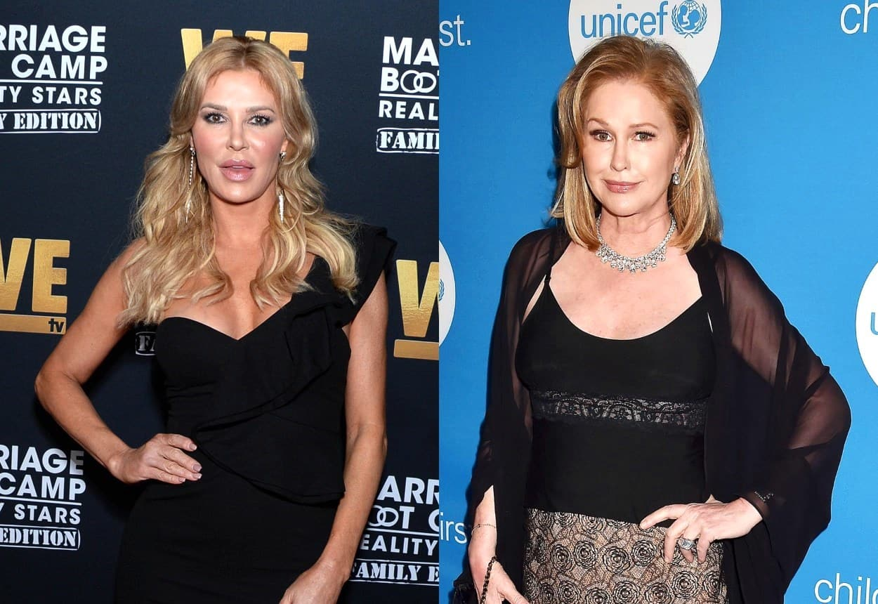 "Brandi Glanville Confirms Kathy Hilton Has Signed on to Appear on RHOBH Season 11 in a ""Friend"" Role, Talks ""Family Dynamic"" With Kyle Richards"