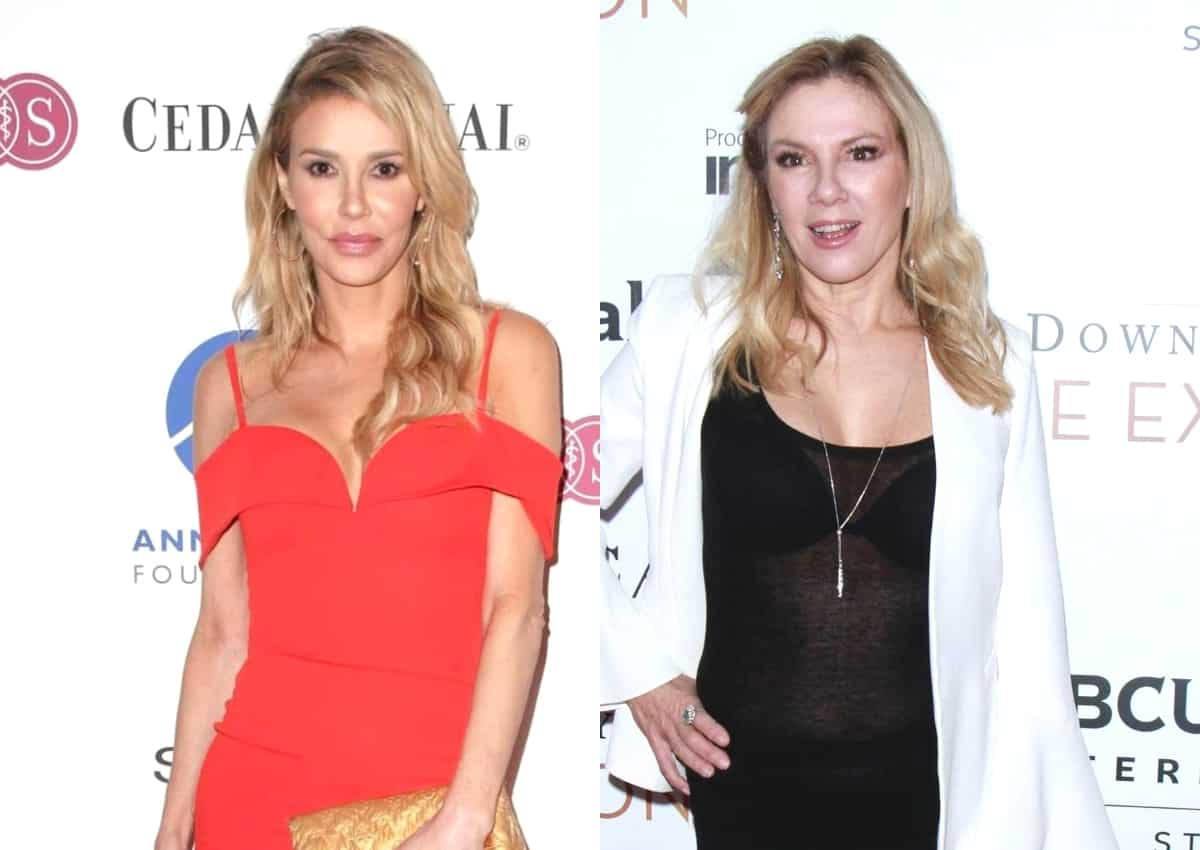 "RHOBH's Brandi Glanville Slams Ramona Singer For Bad Behavior, Says She Was ""Mortified"" During a Dinner With the RHONY Star: ""It's Just Her Way or the Highway"""