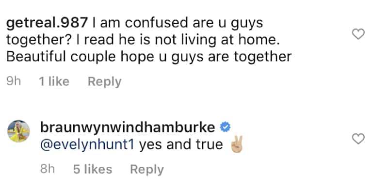 RHOC Braunwyn Windham-Burke Confirms She and Husband Sean Are Still Together