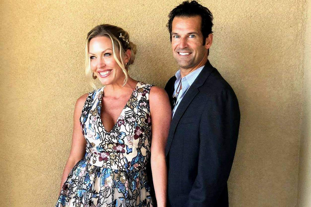 RHOC's Braunwyn Windham-Burke Reveals If She and Husband Sean Burke Still Sleep in the Same Room at Their Newport Beach Rental, See What He's Saying About His Dating Life and How He Feels About Braunwyn Having a Girlfriend