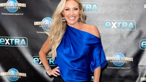 "Braunwyn Windham-Burke On How RHOC Producers Hid Her Alcoholism Last Season, Admits She Put Her Older Kids Through 'Hell' Plus She Recalls ""Painful"" Detox and Talks Bravo's Support"