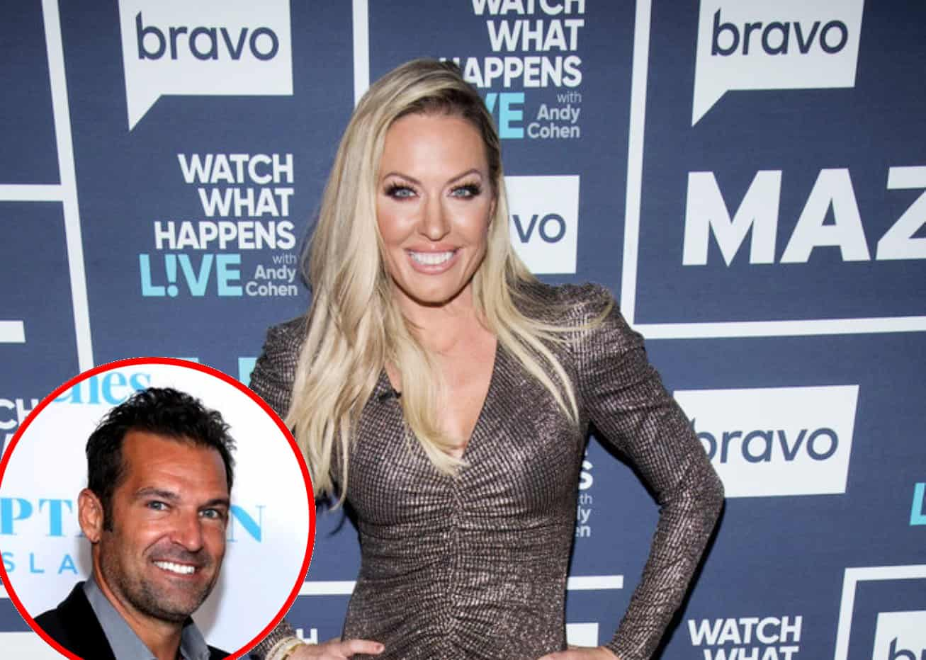 RHOC's Braunwyn Windham-Burke Opens Up About Abuse in Marriage and Hitting Husband Sean, Blames Paparazzi Photos on Kelly Dodd and Addresses Sex Shop Visit