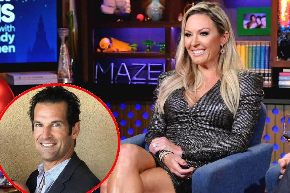 RHOC's Braunwyn Burke Confirms She's Dating Someone New as She and Husband Sean Live in Two Separate Homes, What is She Saying About the Future of Their Marriage?