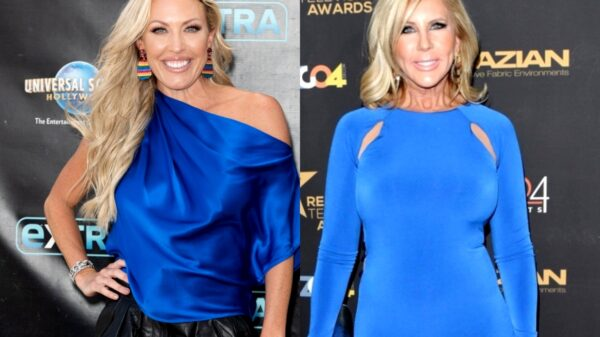 """RHOC's Braunwyn Windham-Burke Says """"It's Good"""" Vicki Gunvalson Left the Show and Slams Her for Creating """"Fake Drama"""" and Telling """"Lies"""" About Kelly Dodd, Plus Claims Shannon Beador Flourished Without the Tres Amigas"""