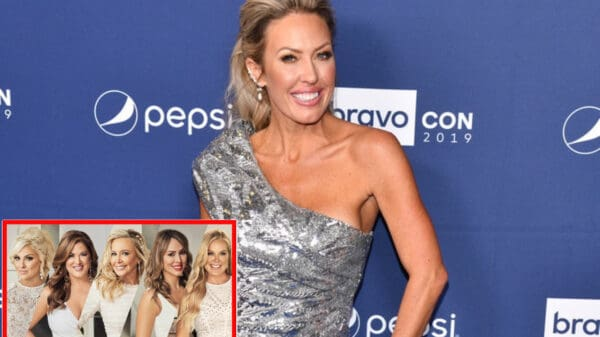 """Braunwyn Windham Confirms She's Feuding With RHOC Costars and """"Not Speaking"""" to Any of Them, Respects Gina Kirschenheiter Amid Their Feud"""