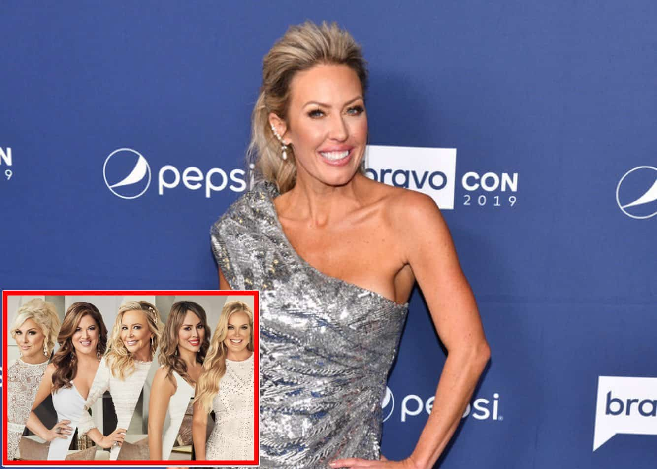 "Braunwyn Windham Confirms She's Feuding With RHOC Costars and ""Not Speaking"" to Any of Them, Respects Gina Kirschenheiter Amid Their Feud"