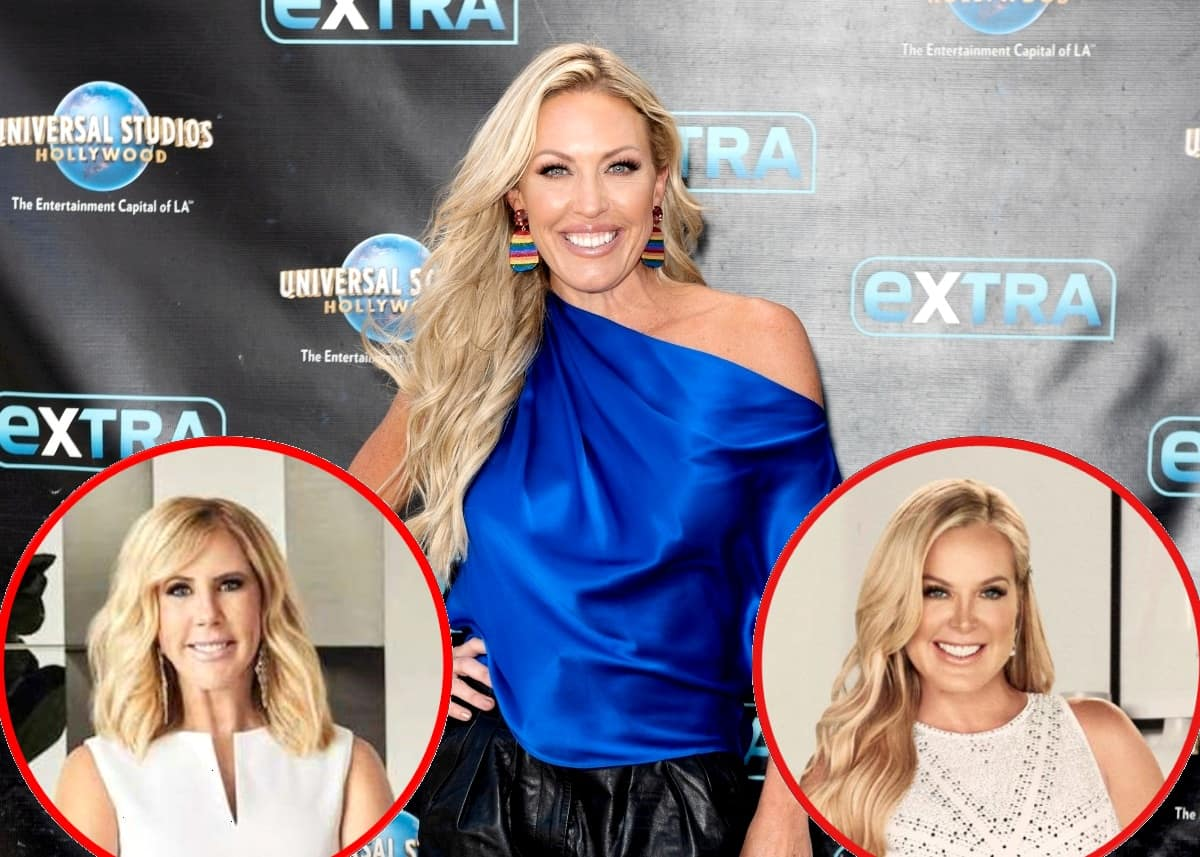 "RHOC's Braunwyn Windham-Burke Says She Was ""Glad"" to See Vicki Gunvalson Leave the Show, Admits to Doing A ""Little Digging"" About Elizabeth Vargas, and Explains Why She Believes Shannon Beador and Kelly Dodd's Friendship Will Remain Intact"