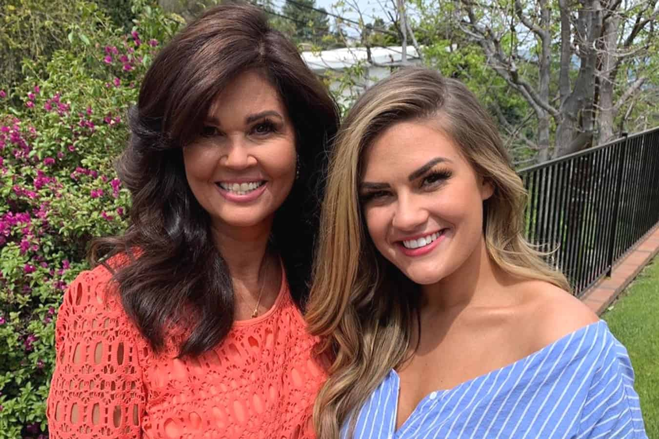 """Vanderpump Rules Star Brittany Cartwright's Mom Sherri Hospitalized Again, Reveals She Went """"Septic"""" With Her Kidneys and Asks For Prayers"""