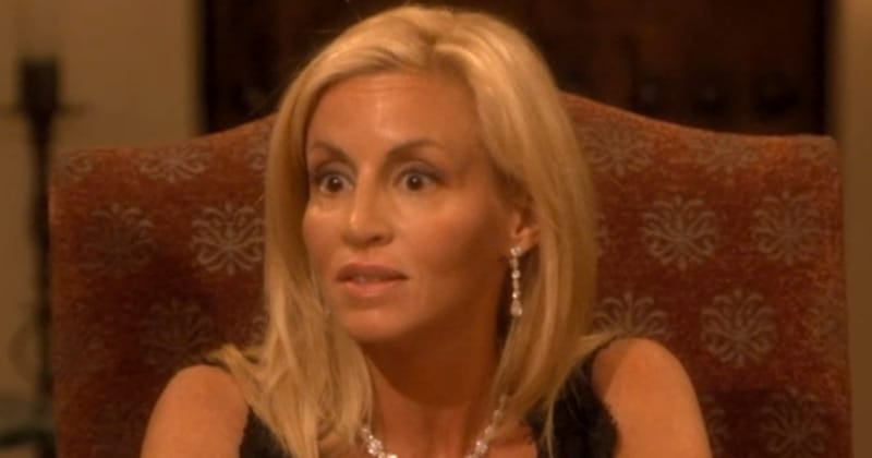 RHOBH Camille Grammer Morally Corrupt Faye Resnick