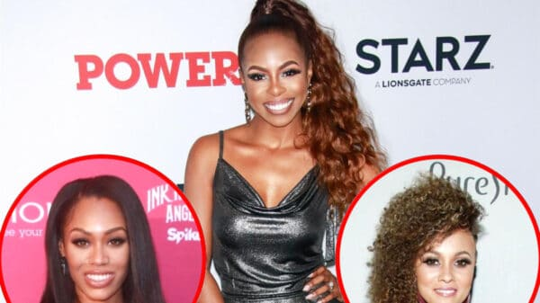 """Candiace Dillard Talks Having to Face Monique Samuels at the RHOP Reunion, Suggests Ashley Darby Stays in Her Marriage For """"Security"""" and Slams Michael, Plus Live Viewing Thread!"""