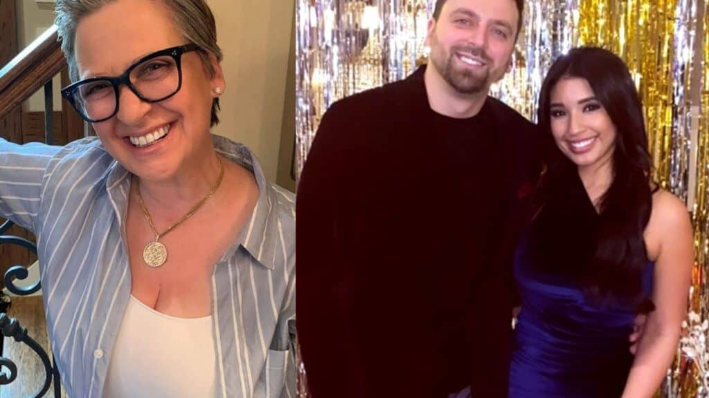 PHOTOS: RHONJ Alum Caroline Manzo Introduces Son Chris Manzo's Girlfriend Cassandra Cortez, Plus Photo of Chris's New Home as the Two Move in Together