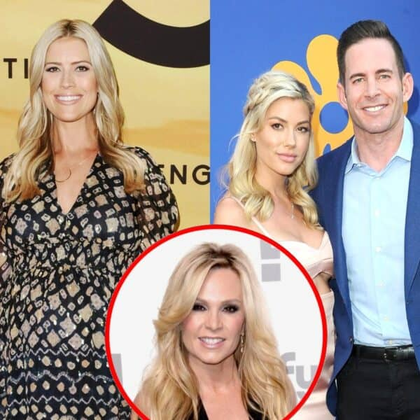 Christina Anstead Not Invited to Wedding of Ex Tarek El Moussa and Heather Rae Youn
