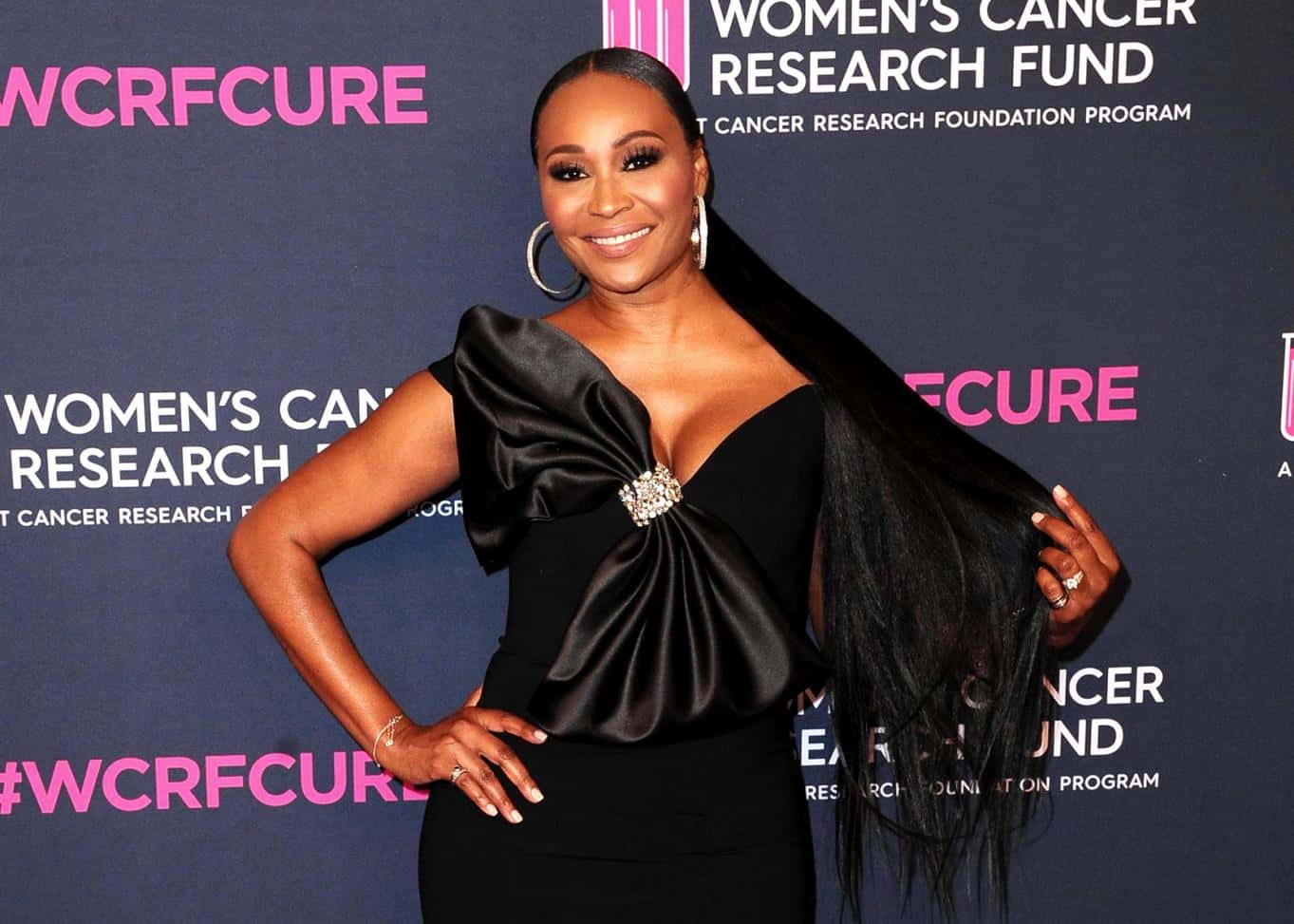 Cynthia Bailey Defends Having 250 Guests at Upcoming Wedding: 'Everything is Still a Go,' Plus She Talks Nene Leakes' Exit From RHOA