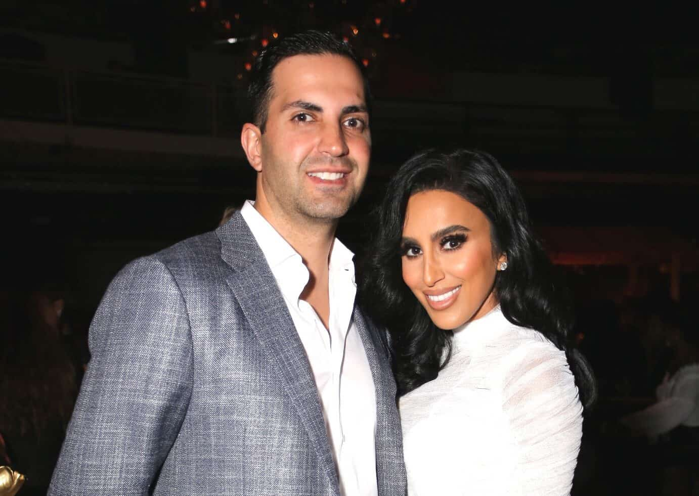 EXCLUSIVE: Lilly Ghalichi Dismisses Her Divorce Filing as Ex Shahs of Sunset Star Reunites With Husband Dara Mir For Daughter's Birthday, See Photos