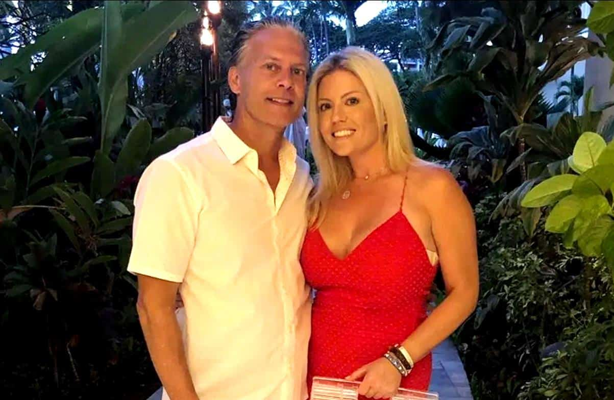 RHOC Alum David Beador Marries Pregnant Fiancee Lesley Cook, She Announces New Name and Shares Photo of Wedding Band