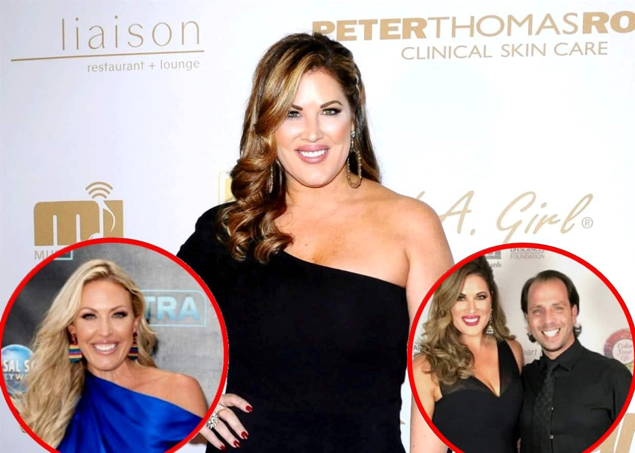 """RHOC's Emily Simpson Claims Braunwyn's 'Drinking' Makes Friendships Impossible, Offers Update on Marriage to Shane as She Admits They """"Hit Rock Bottom,"""" Plus Live Viewing Thread!"""