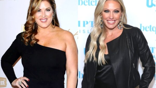"RHOC's Emily Simpson Reveals the Entire Cast Unfollowed Braunwyn Windham-Burke and Says She Found Her to Be ""Completely Inauthentic"" During Season 15, Plus Teases Reunion Drama and Shares Husband Shane's Reaction to Her Weight Loss"