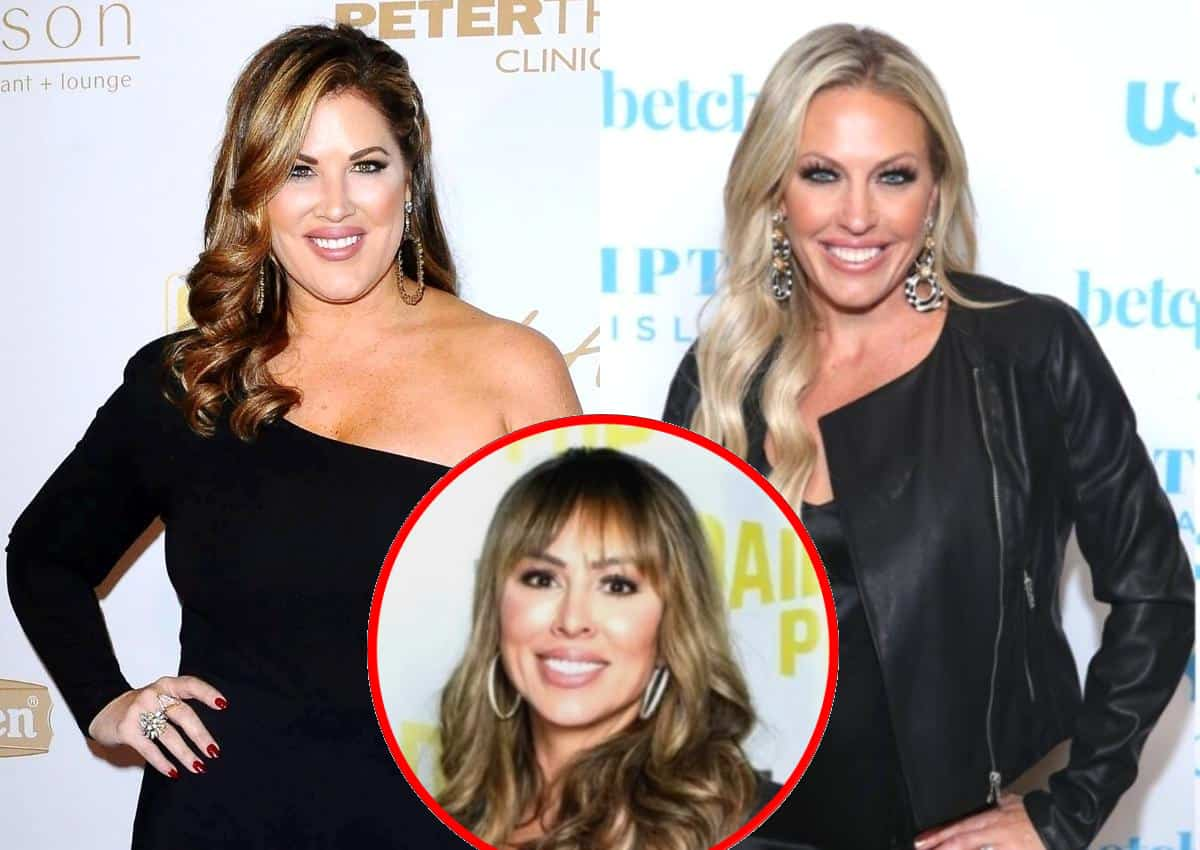 "RHOC's Emily Simpson Slams Braunwyn as a ""Hypocrite"" Who Makes ""Questionable Life Choices"" and Denies Unfollowing Her Due to ""Political Beliefs,"" Plus Kelly Dodd Reacts"
