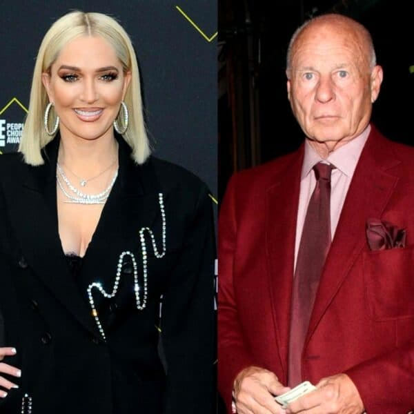 "RHOBH's Erika Jayne Claims She and Thomas Girardi Have No ""Community Property"" and Refuses to Turn Over Pricey Gifts as He's Accused of Owing Up to Hundreds of Clients at Least $26 Million"