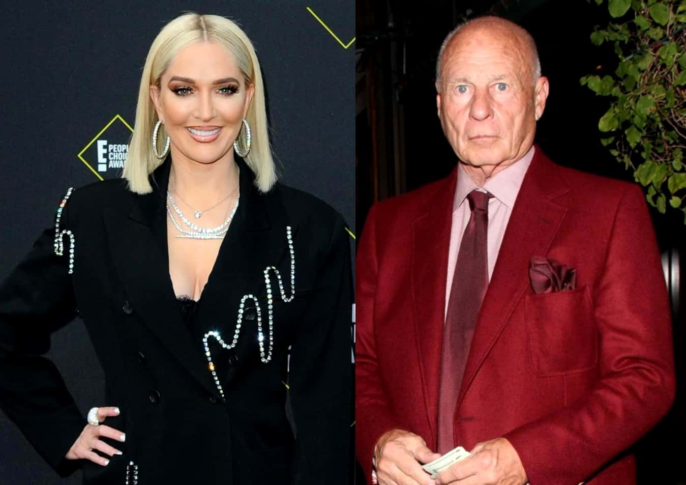 RHOBH's Erika Jayne Attempts to Stop Investigation Into Finances as Trustee Hopes to Hire Attorney to Research Potentially Hidden Money From Thomas Girardi Amid His Bankruptcy Case