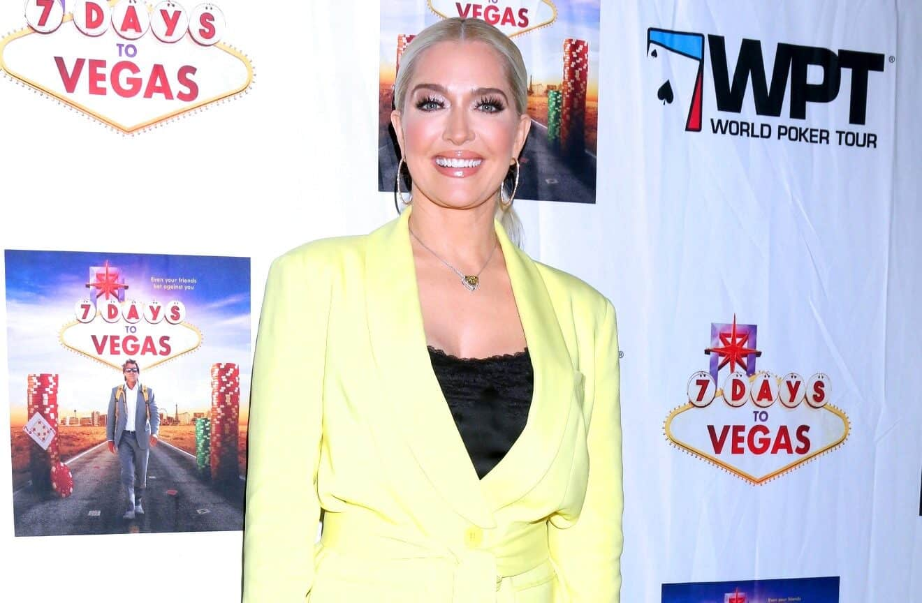 "Fans Call Out Erika Jayne For Being ""Tone-Deaf"" After Posting Photos Amid Ongoing Fraud Case, See Her Posts as RHOBH Star Claps Back and Calls Them ""Gullible"""